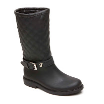 Supertrash Quiltedrain Kids Boots WELLIES