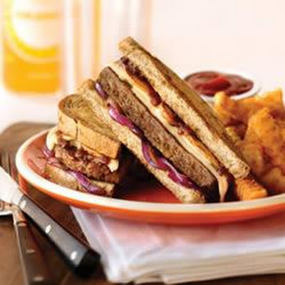Steakhouse Grillers Prime Patty Melt