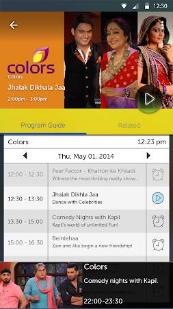 IDEA Live Mobile Tv Online 26 screenshot 221775