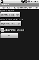 Screenshot of MovelBus