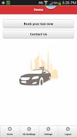 Screenshot of RTA Smart Taxi