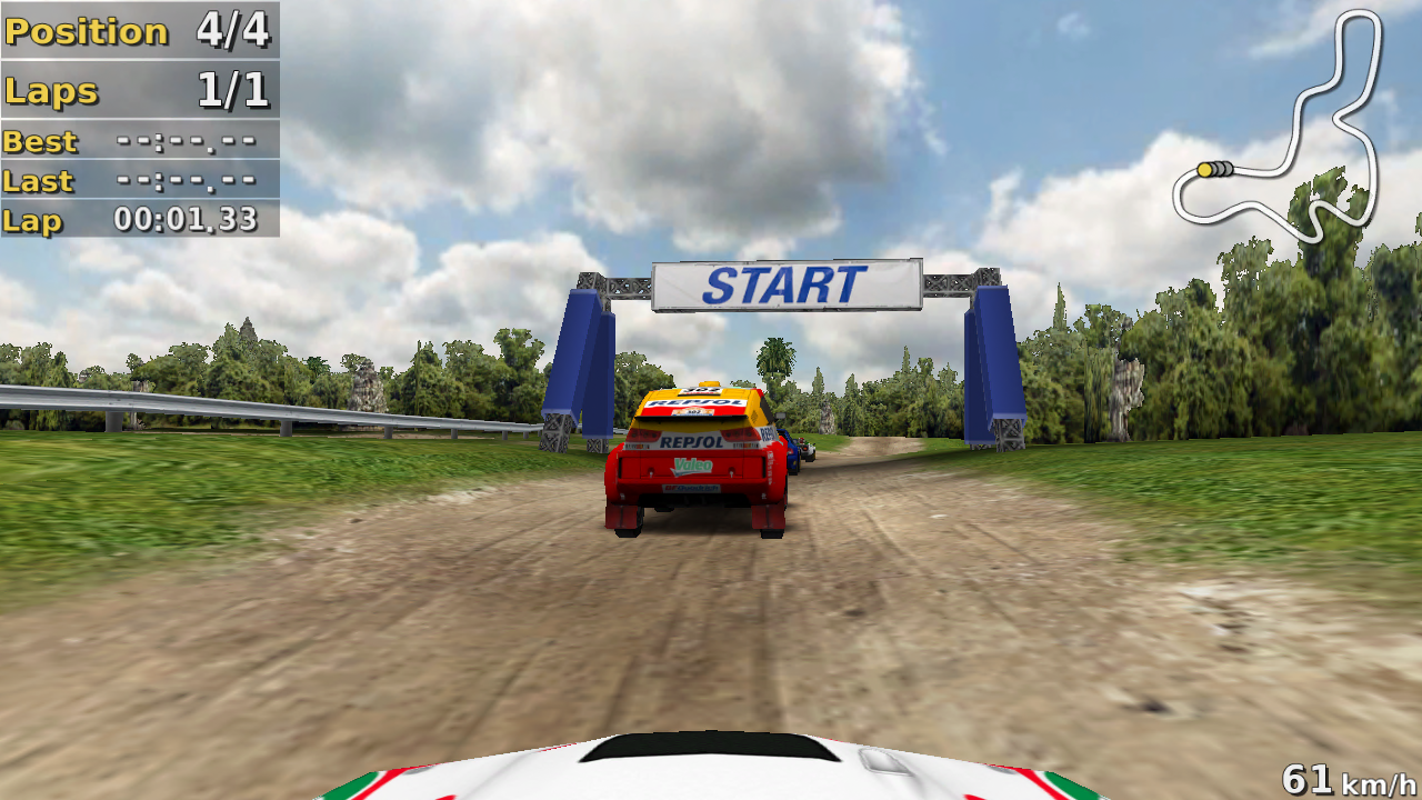 Pocket Rally Screenshot 12