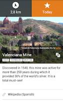 Screenshot of Guanajuato City Guide & Map