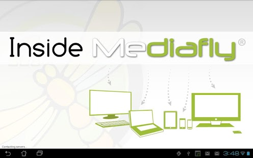 InsideMediafly - screenshot