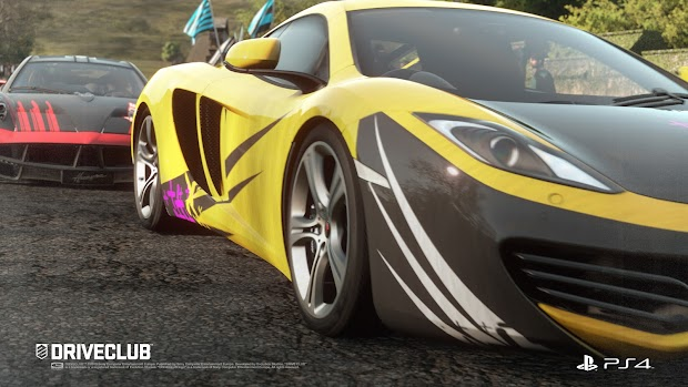 Driveclub will now miss the Japanese PS4 launch too