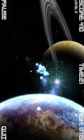 Screenshot of Cosmic Roller Lite