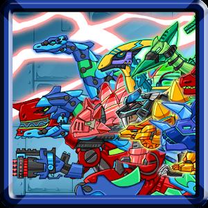 Dino Robot - Dino Corps. For PC / Windows 7/8/10 / Mac – Free Download