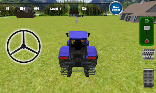 Tractor With Windows : Game tractor parking apk for windows phone android games