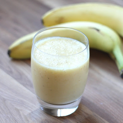 Simple Orange Banana Smoothie