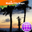 Naples Florida Street Map icon