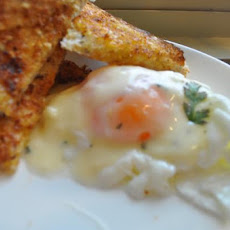 Libby's Poached Eggs With Dill Sauce
