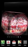 Screenshot of 3D Olympiacos Live Wallpaper