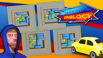 Screenshot of Parking Unblock