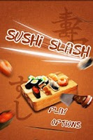 Screenshot of Sushi Slash