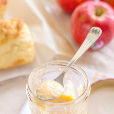 Apple Curd Scones