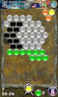 Screenshot of Fallout Bubbles
