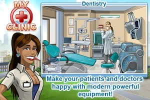 Screenshot of My Clinic