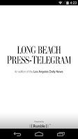 Screenshot of Long Beach Press-Telegram