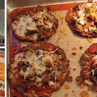 The Best Crispy Cauliflower Pizza Crust Recipe You've Ever Tasted New