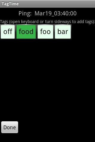 【免費工具App】TagTime-APP點子