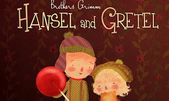 Screenshot of Hansel and Gretel