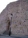 Acceso Antigua Fortaleza