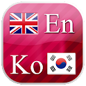 English - Korean Flashcards icon