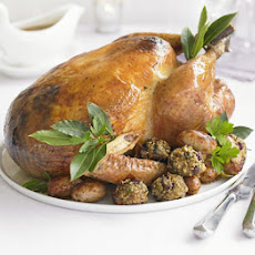 Saffron Roast Turkey