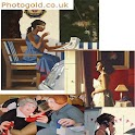 Jack Vettriano Art Gallery icon