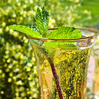 Champagne Mint Recipes