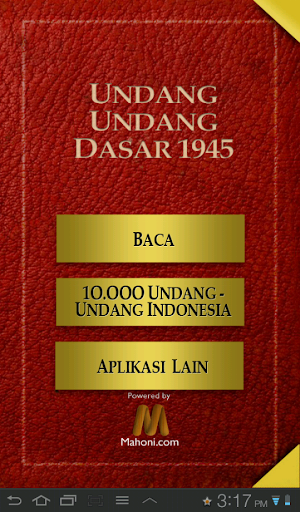 uud-1945 for android screenshot