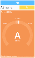 Screenshot of Tuner & Metronome