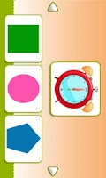 Screenshot of Kids Shapes Game Lite