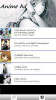 Screenshot of Ver anime online en español