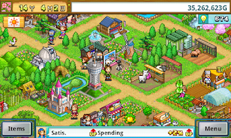 Screenshot of Pocket Harvest