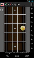 Screenshot of Ukulele Chord+Scale+Tuner.. LE