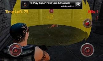 Screenshot of Cataclysm