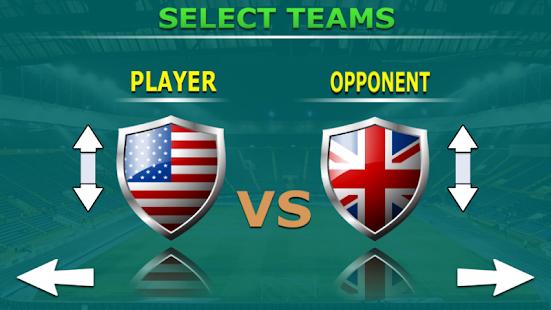 Real FootBall 15: soccer 3D apk screenshot