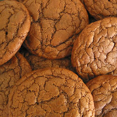Byron's Ginger Chocolate Chip Cookies