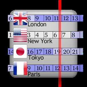 World Clock Widget For PC / Windows 7/8/10 / Mac – Free Download