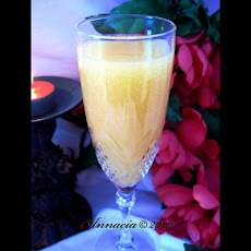 Benedictine Orange Champagne