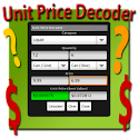 Unit Price Decoder icon