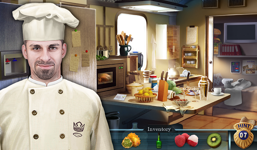 Royal Express: Hidden Object - screenshot