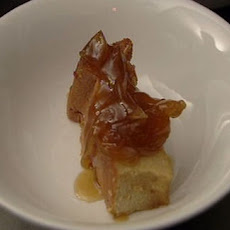 Orchard Apple Cake With Caramel Sauce