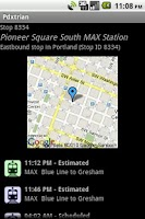 Screenshot of Pdxtrian