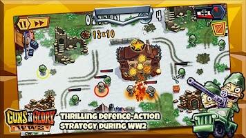 Screenshot of Guns'n'Glory WW2