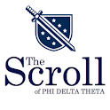 Phi Delta Theta - The Scroll icon