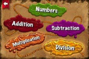 Screenshot of Hudriks Math For Kids