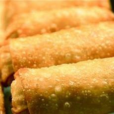 Coconut Pork Egg Rolls Recipe