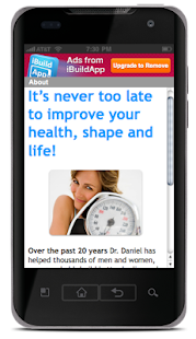 Dr. Daniel Weight Loss - screenshot